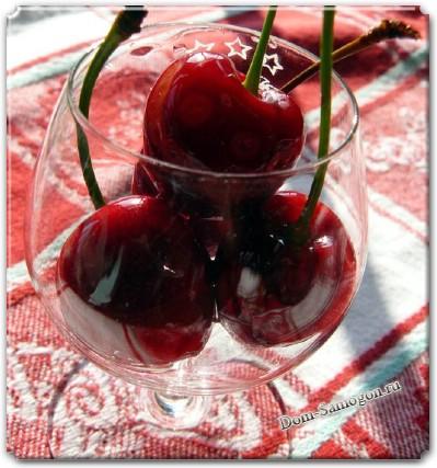 Как сделать самогон с вишни